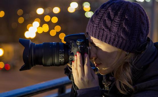 """Индивидуальные занятия по фотографии и по обработке изображений в """"фотошопе"""""""