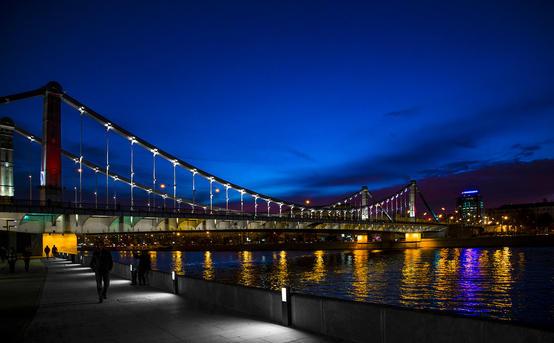 Фотосъемка вечернего и/или ночного городского пейзажа