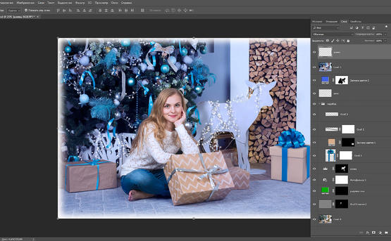 "Онлайн курс ""Adobe Photoshop для фотографа""."