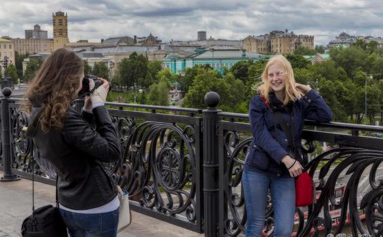 Фотопрогулка по Москве - учебный мастер-класс по фотографии на открытом городском/парковом пространстве
