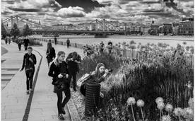 Репортаж с курса фотографии для подростков