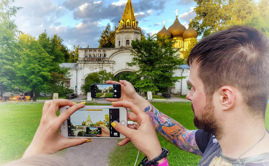 "Онлайн курс  ""Мобильная фотография"""