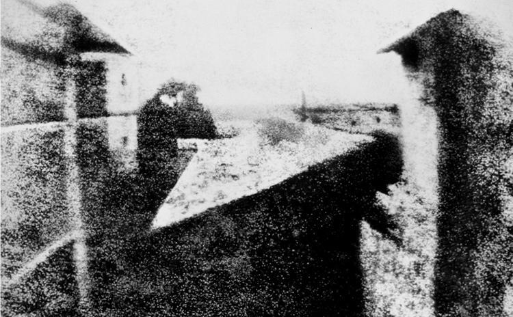 История фотографии, начало