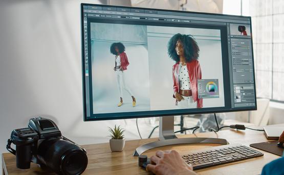 "Онлайн курс ""Фотошоп для фотографа - быстрый старт"""
